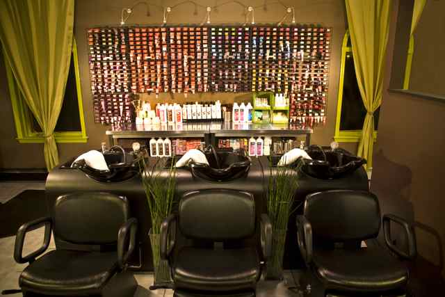 Hair salon color station pineapple day spa - Color salon ...