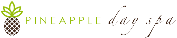 Pineapple Day Spa Retina Logo